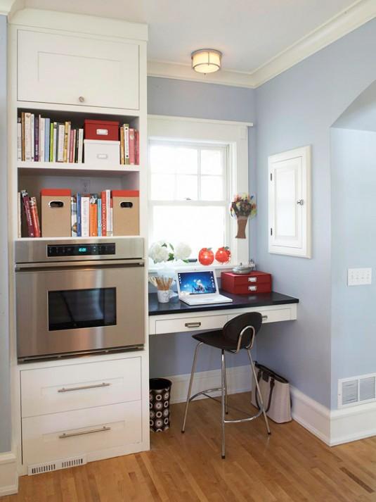 Innovative space saving desk ideas for small bedrooms - Small bedroom desk ideas ...
