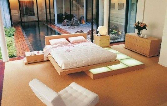 brdroom-platform bed