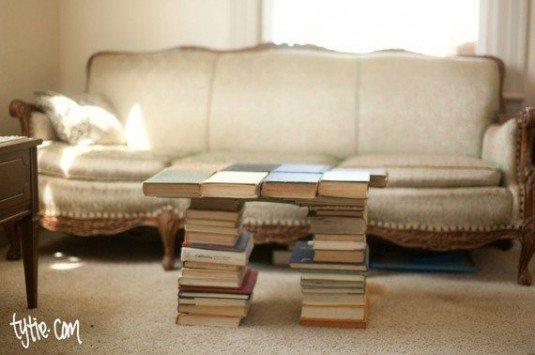 coffee table-books