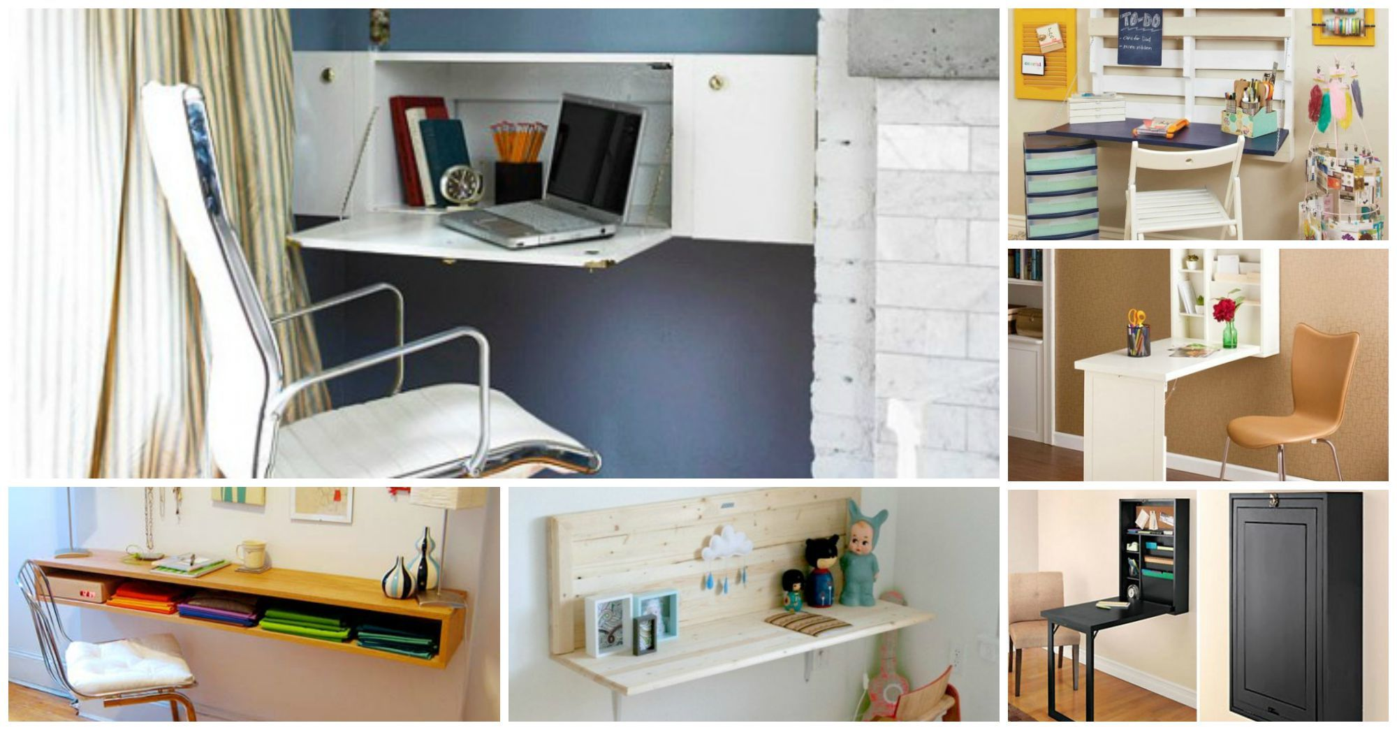 Innovative Space Saving Desk Ideas for Small Bedrooms