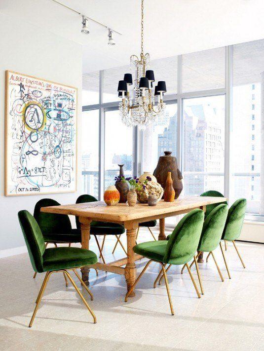 dining room-emerald