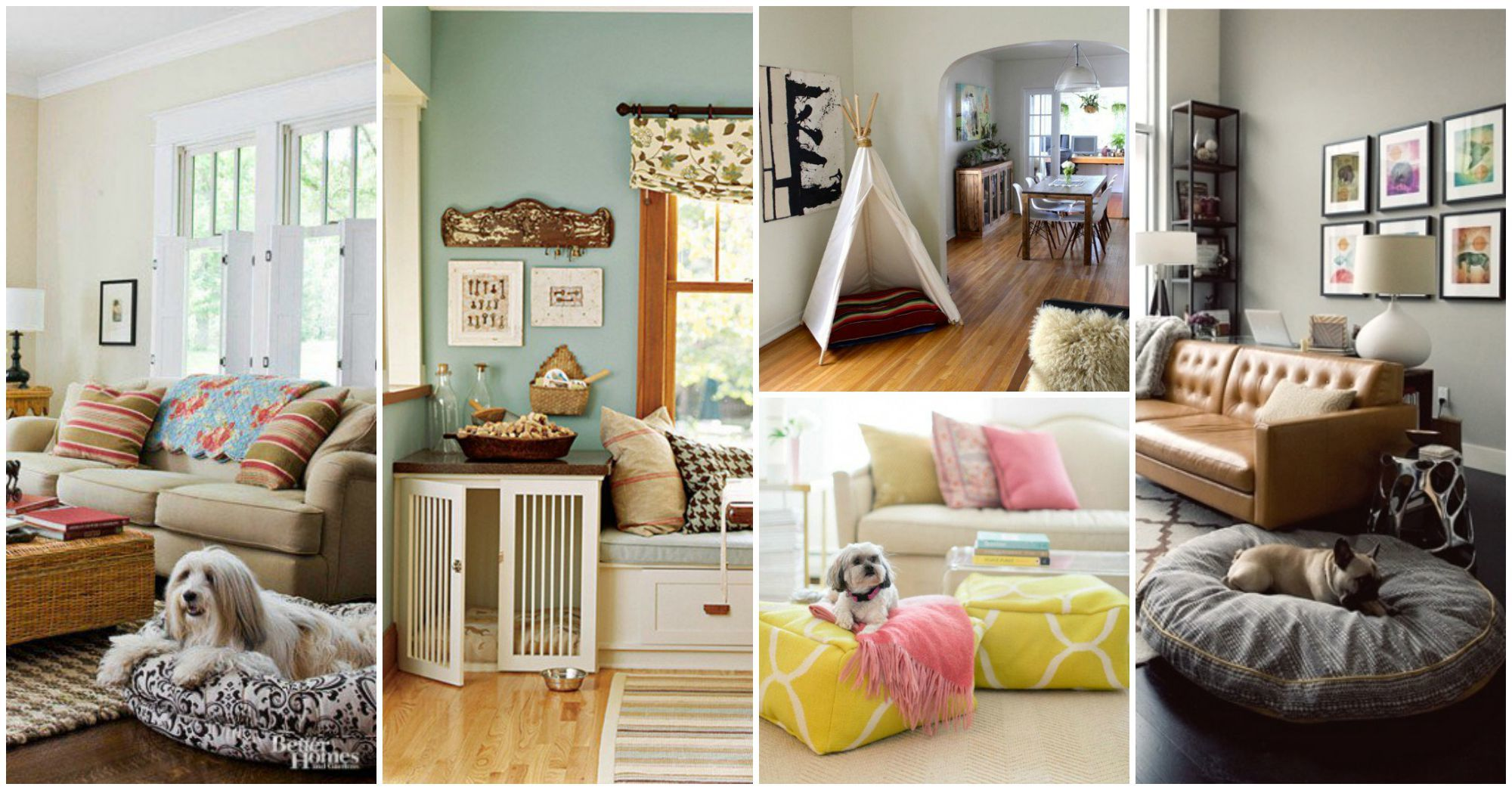 Adorable Dog Beds to Incorporate in Your Living Room