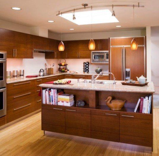 kitchen design-asian style