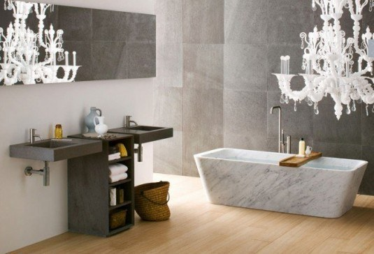 modern bathroom-ceramic