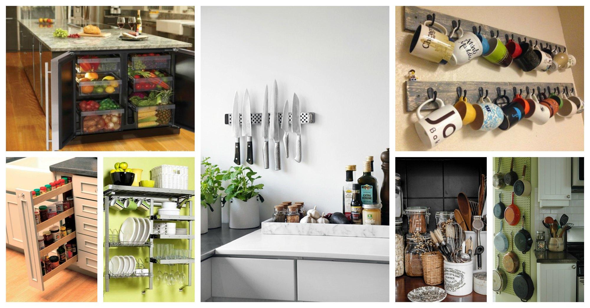 Life-Changing Kitchen Organization Ideas