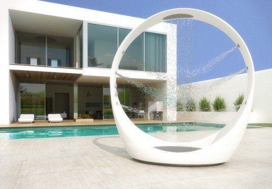 outdoor shower-loop