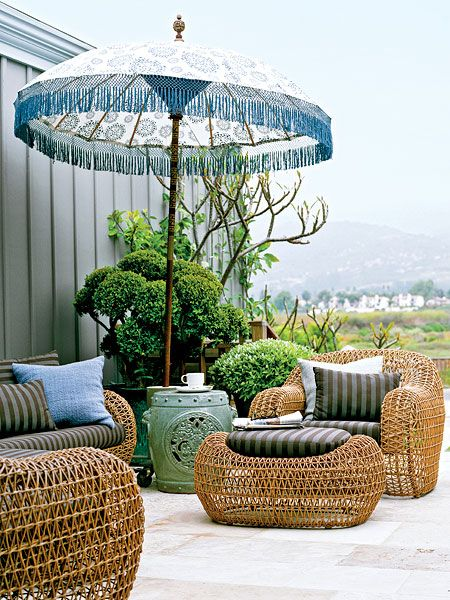 patio furniture-modern design