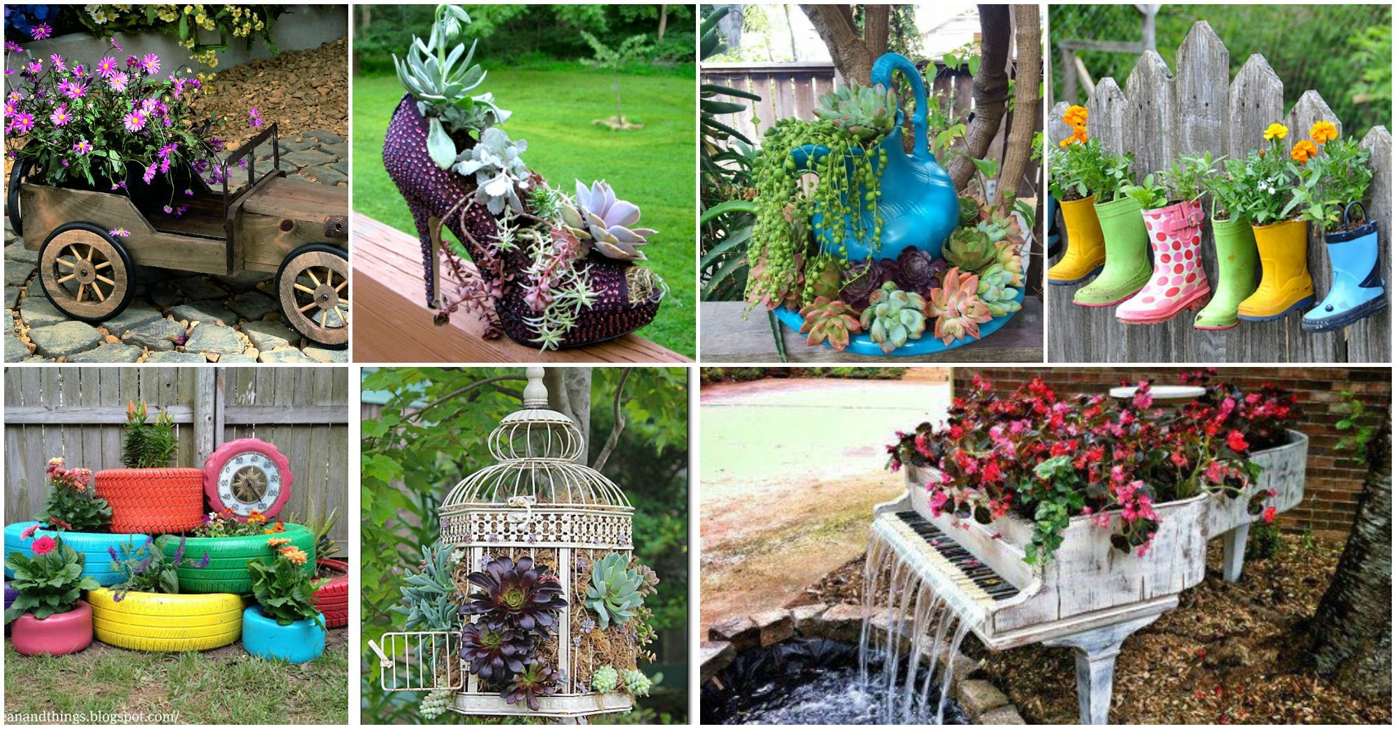 Top 10 DIY Garden Ideas You Need to See Right Now