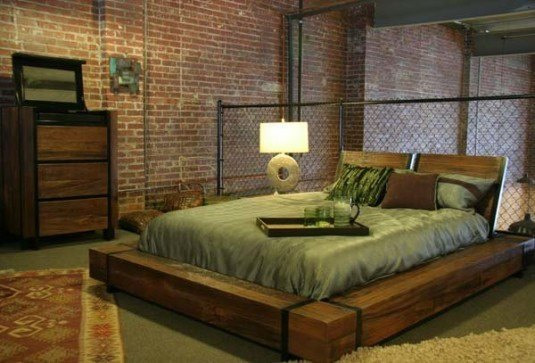 platform bed-industrial