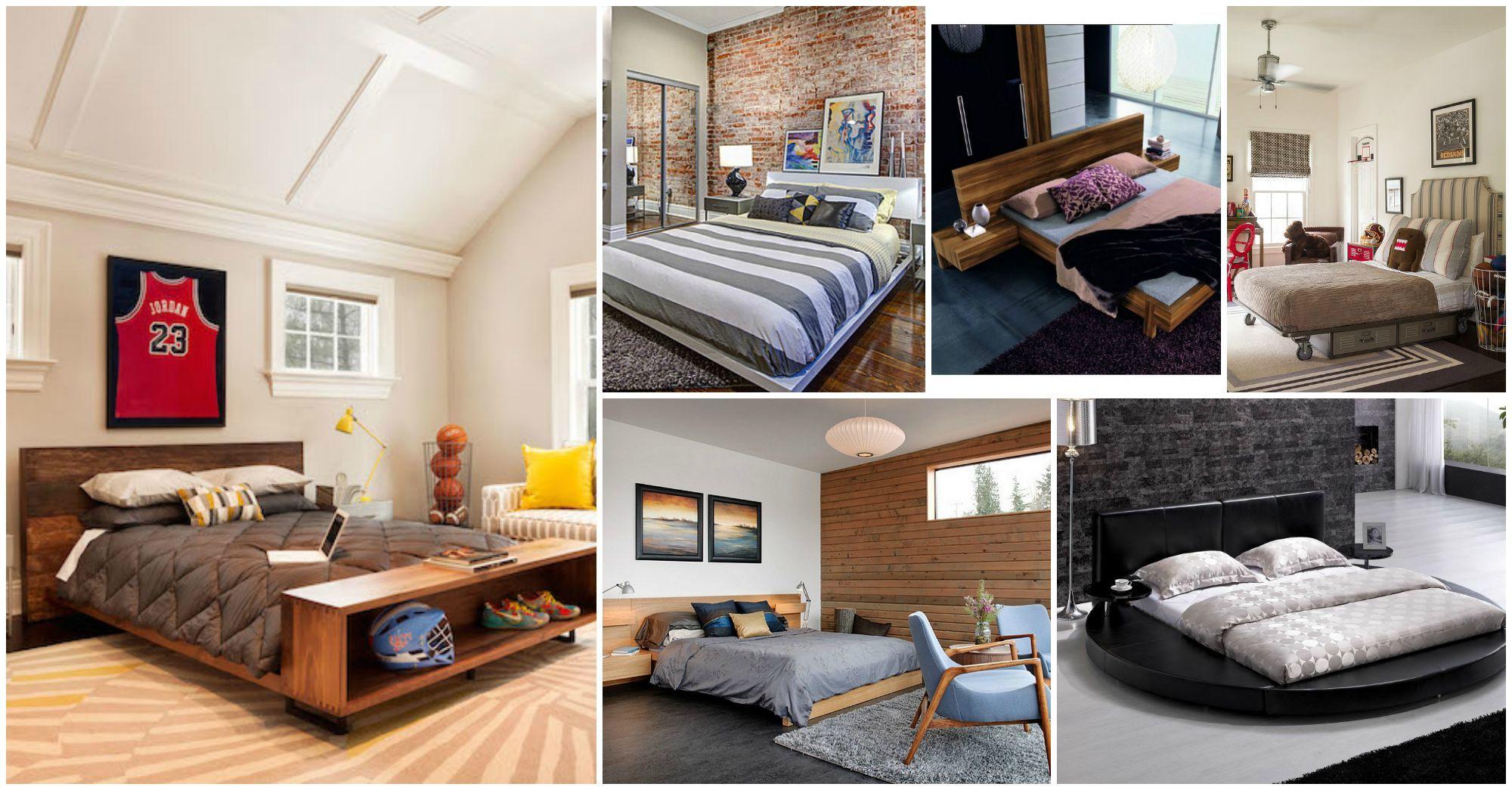 10 Impressive Platform Bed Designs
