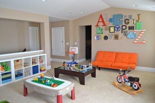 playroom for preschoolers