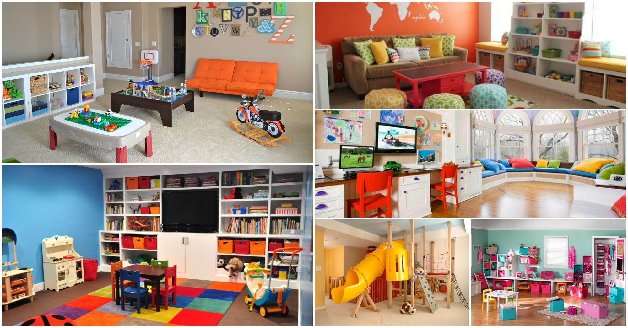 Awesome Kids Bedroom Ideas Every Kid Would Like to Play In