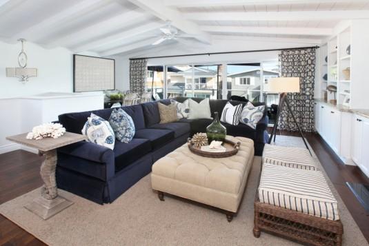 seconal sofa-black