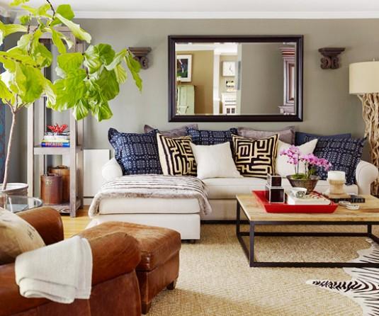 sectioanal sofa-colorful