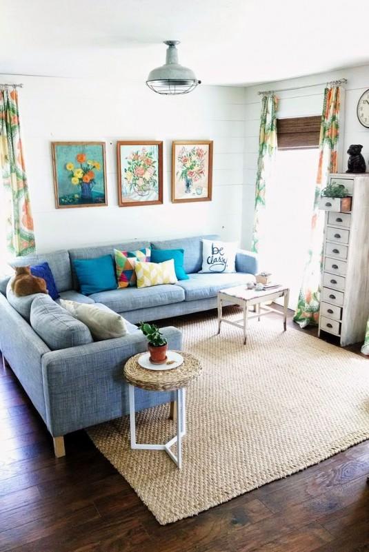 sectioanal sofa-gray