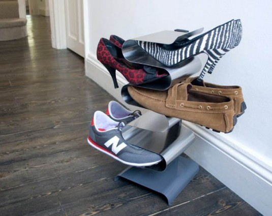 space saving furniture-shoes