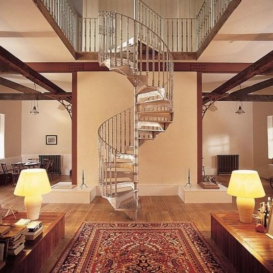spiral staircase-victorian