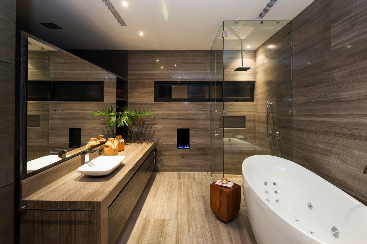 Ванные комнаты фото, отделка, ремонт и дизайн интерьера