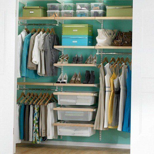 closet organizer 1