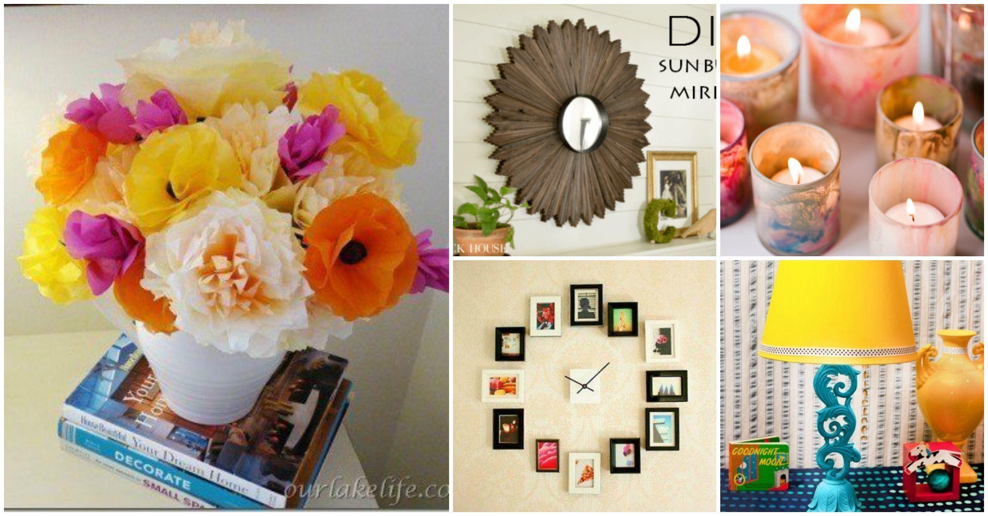 TOP 10 DIY Bedroom Decorating Ideas