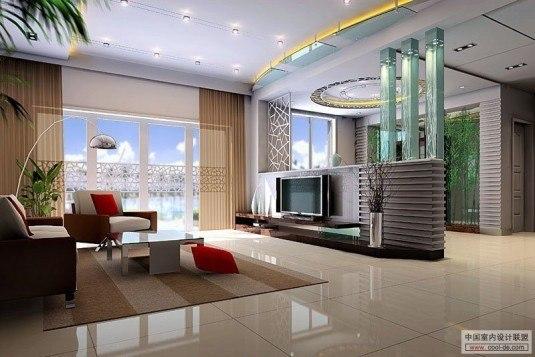 living room-contemporary