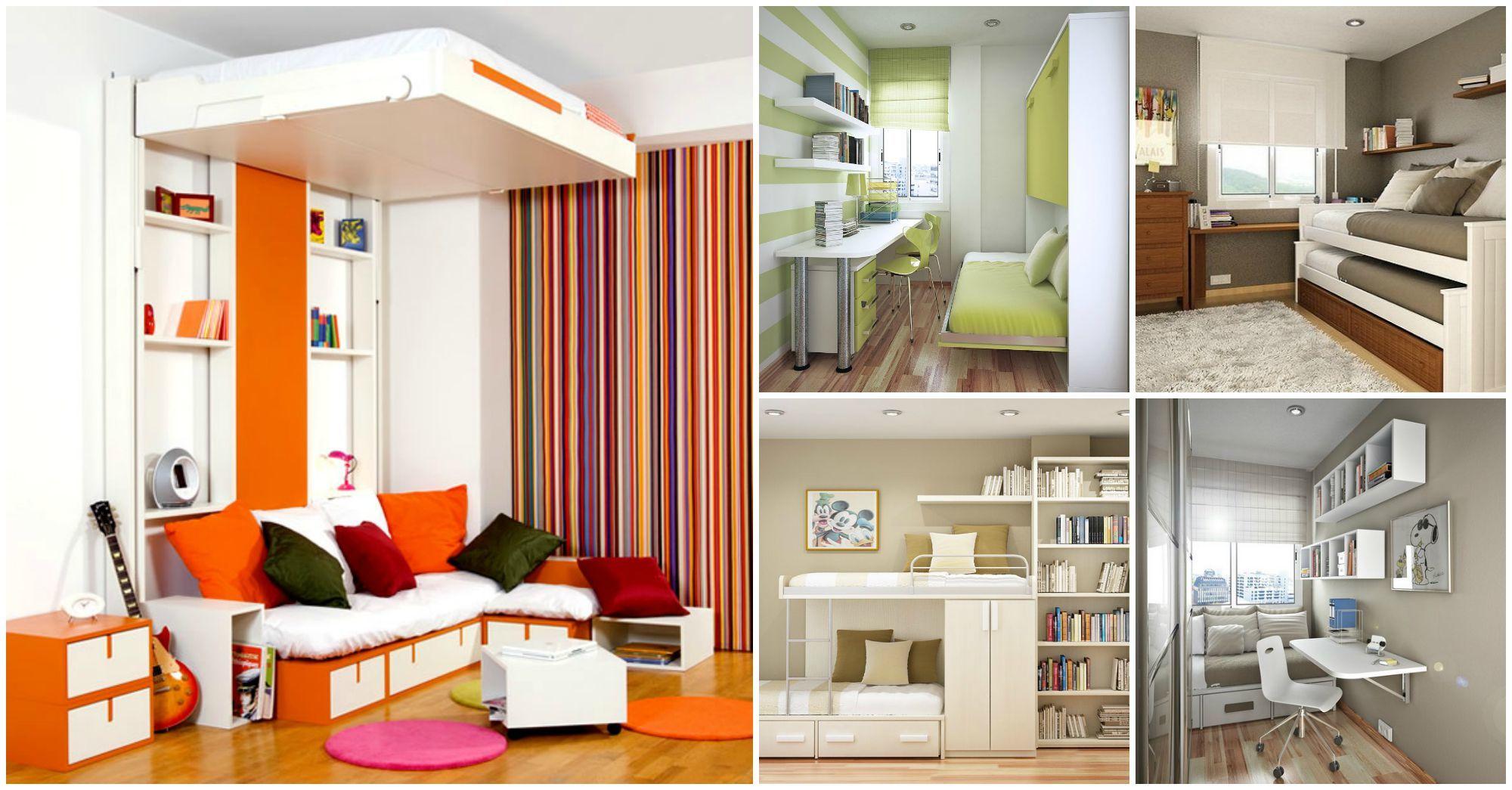 Impressive Bedroom Furniture Ideas for Tiny Bedrooms