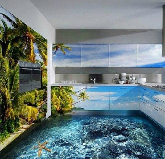 3d floor-kitchen