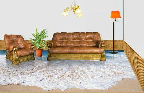 3d floor-living room2