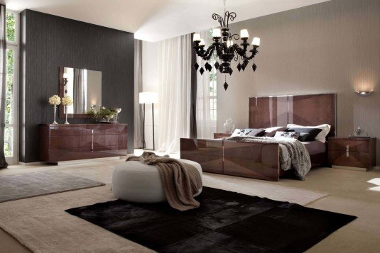 DIY-Designs-and-Decorating-with-Unique-black-chandelier-perfecting-romantic-Images-Ideas