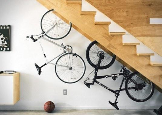 Dual-Staircase-Bike-Storage