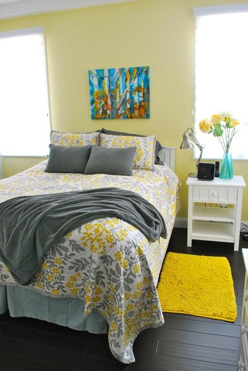 Meghan-Yang-Grey-Yellow-Bedroom