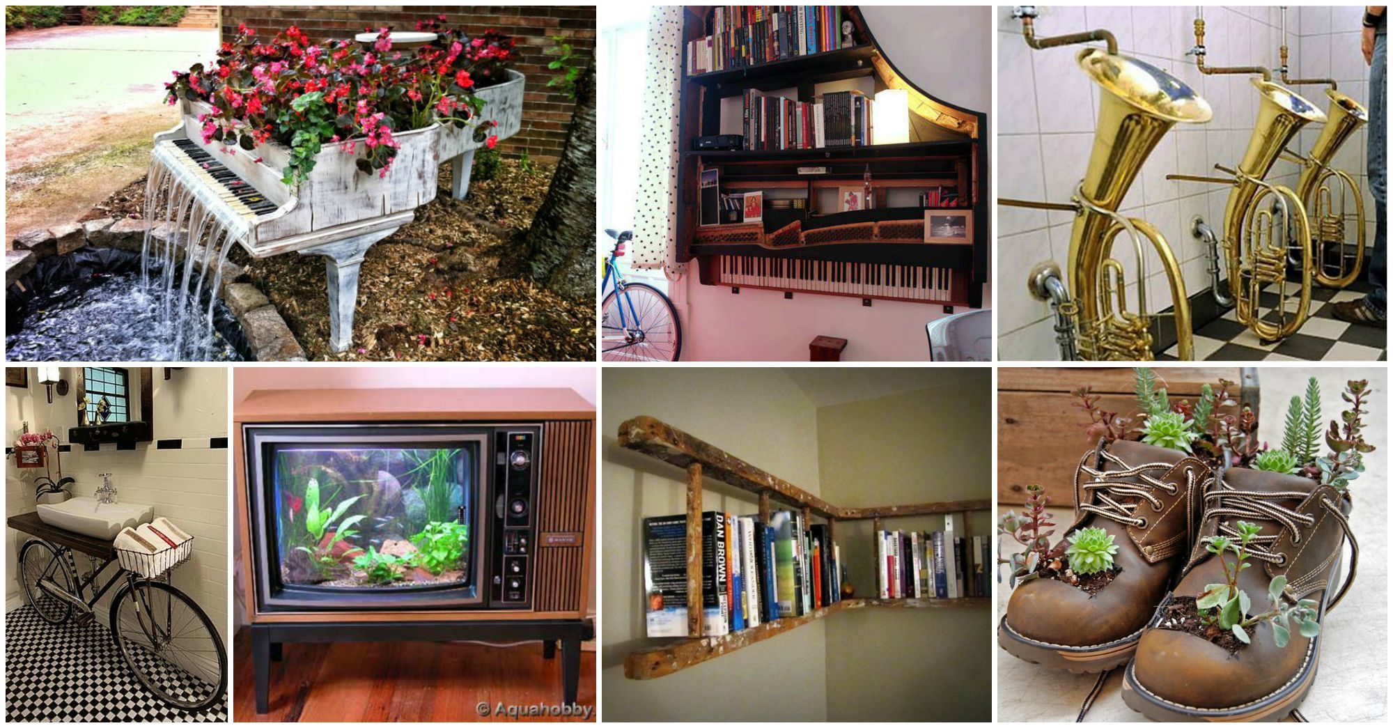 15  Awesome Ways to Repurpose Ordinary Objects Into Extraordinary Furniture