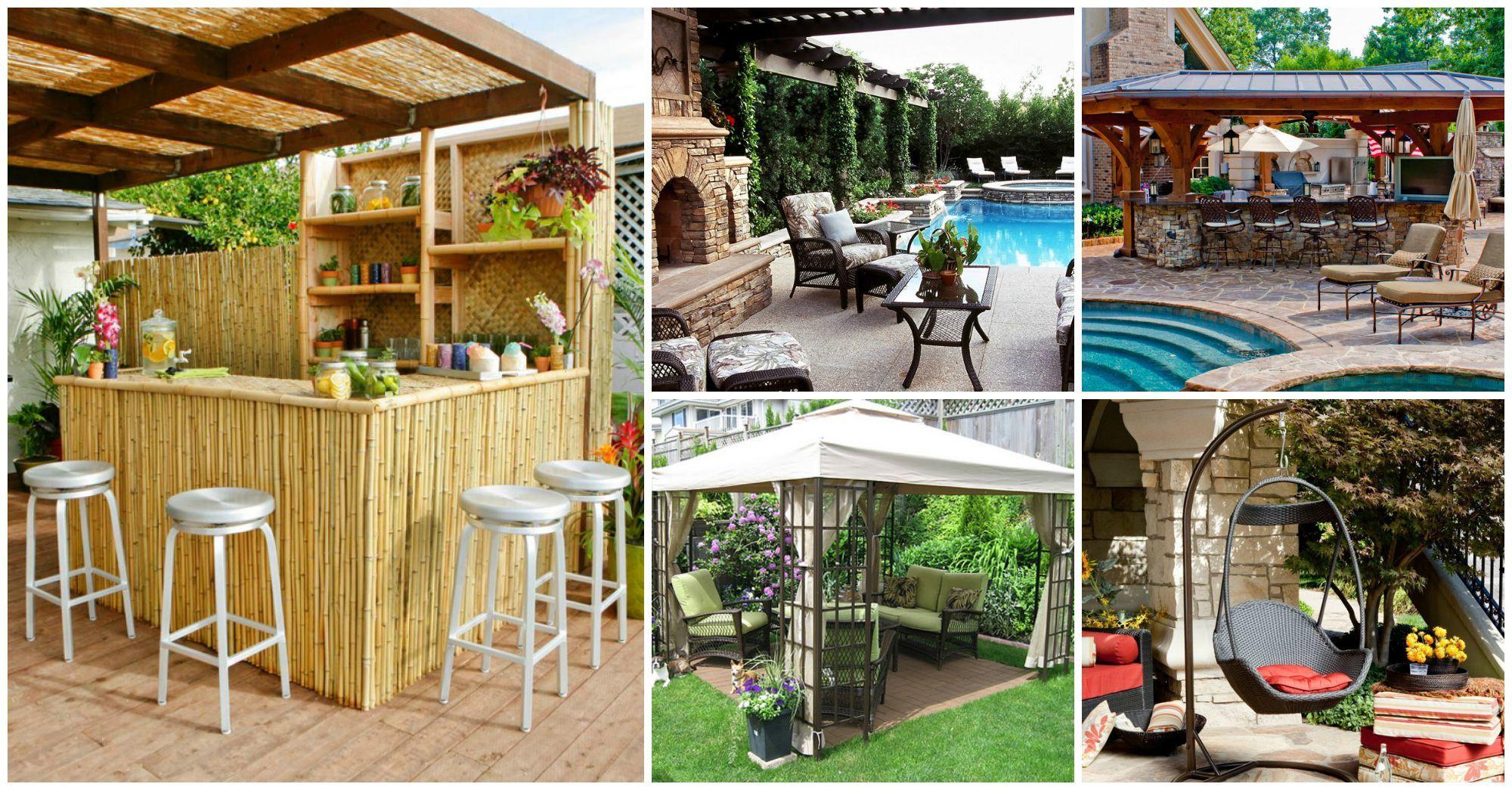 10 Amazing Backyard Ideas to Spruce Up Your Property