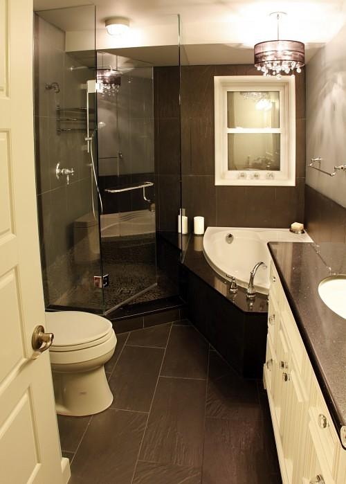 bathroom-brown