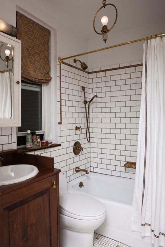 bathroom design-wood