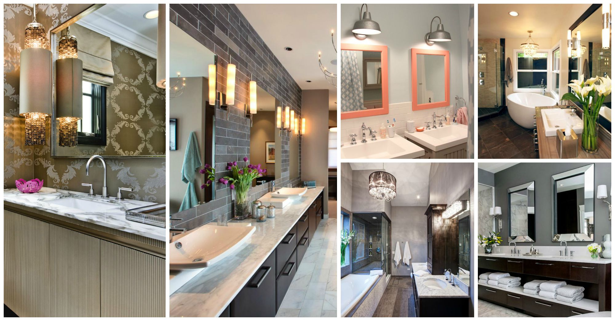 10 Of The Best Lighting Ideas for Your Bathroom