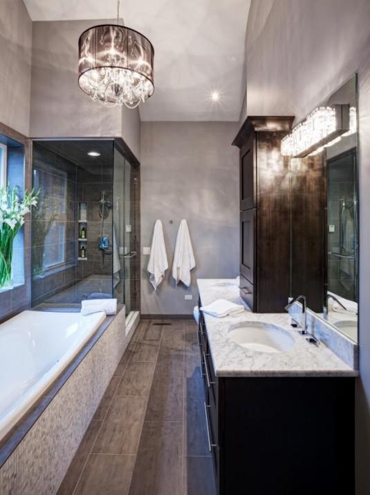 bathroom lights-contemporary