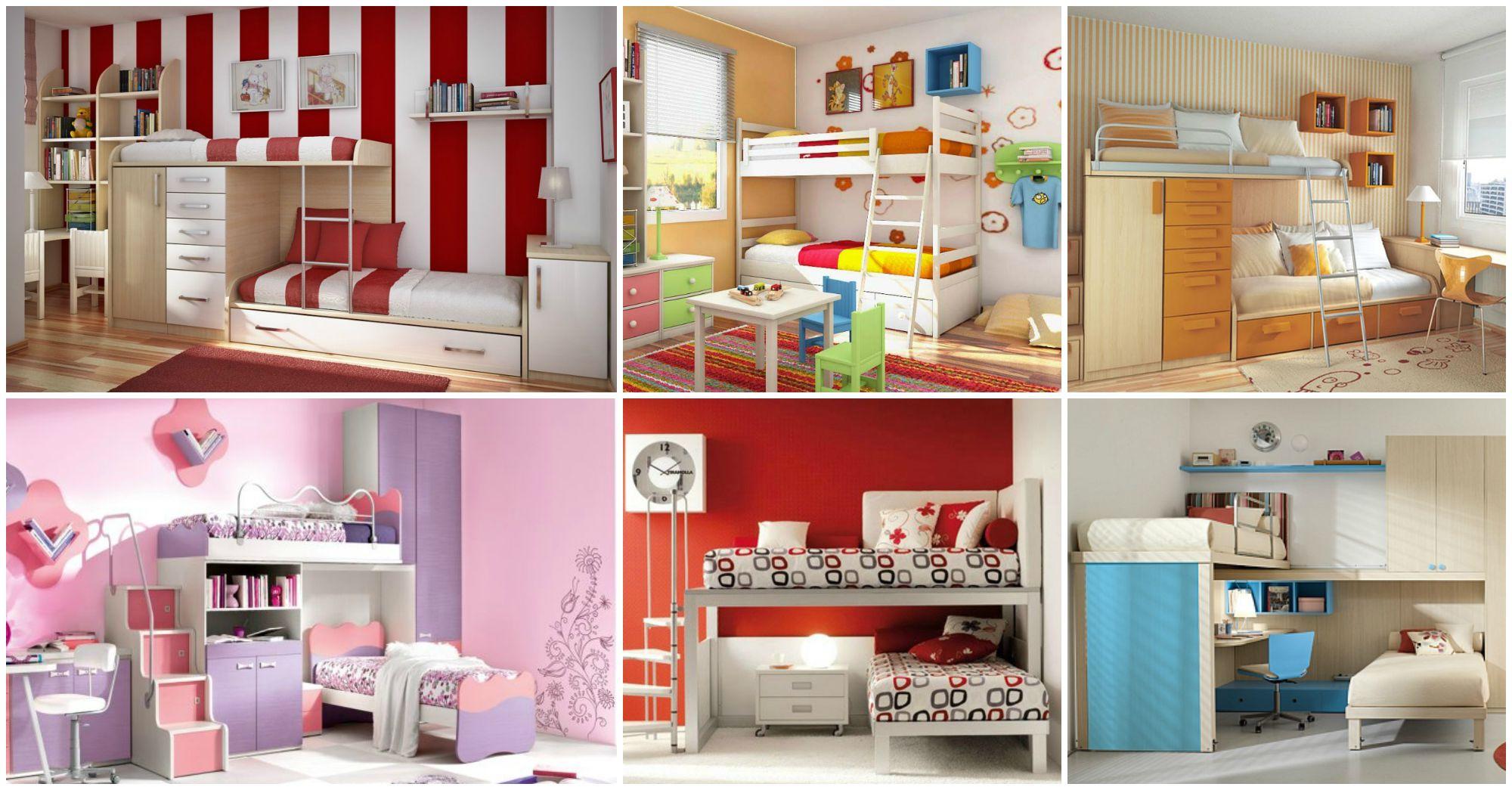 10 Fantastic Small Bedroom Ideas