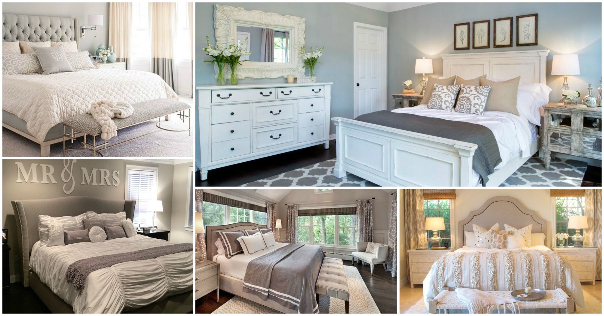 Majestic Beds for Mansion Master Bedrooms