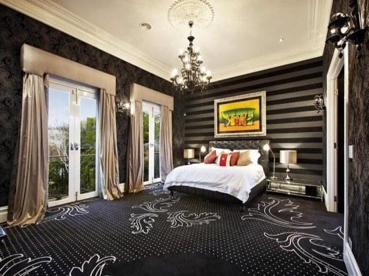 brilliant-modern-bedroom-from-coloured-design-ideas-on-all-with-modern-bedroom-design-idea-with-carpet-french-doors-using-white-12
