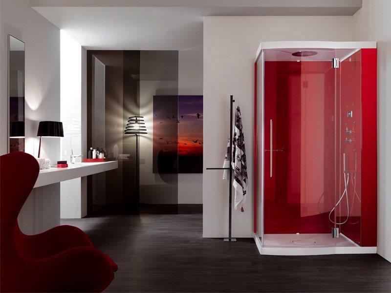 image via casaoriginalcom comfortable ultramodern bathroom designs in red ultra modern