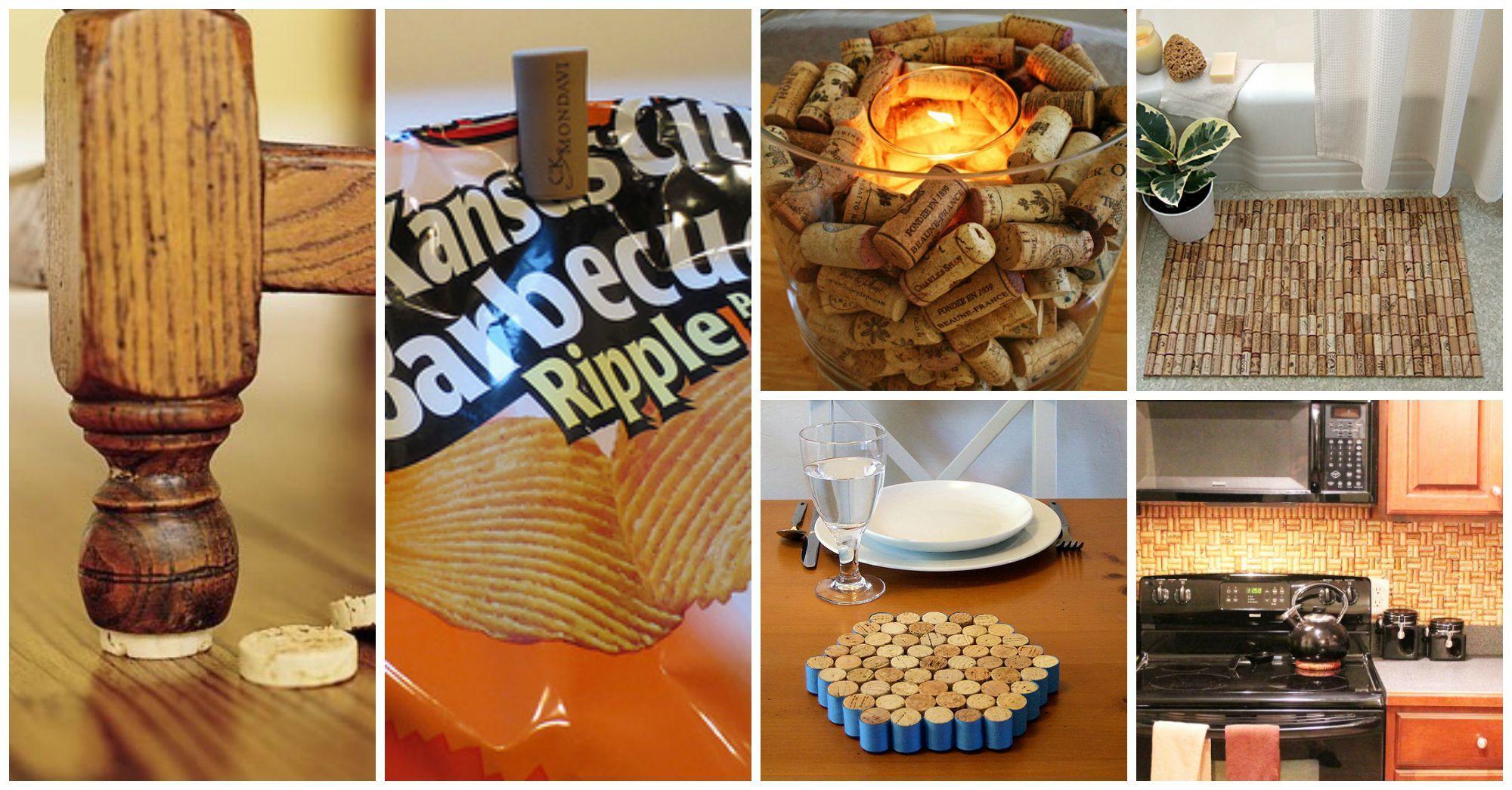 15 Awesome DIY Ways to Repurpose Wine Corks