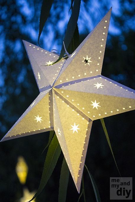 diy light-star