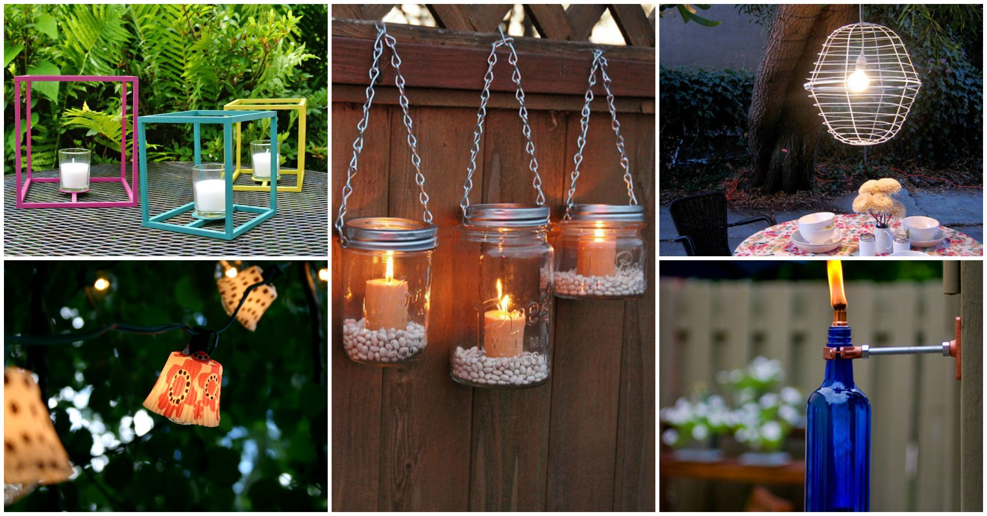10 Awesome DIY Outdoor Lighting Ideas That Will Impress You