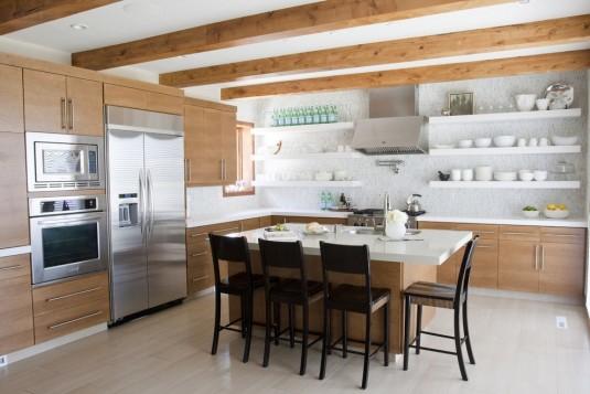 kitchen-wooden
