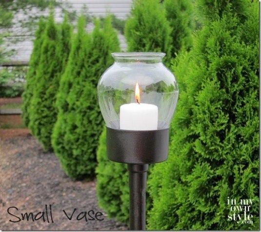 lantern-small vase