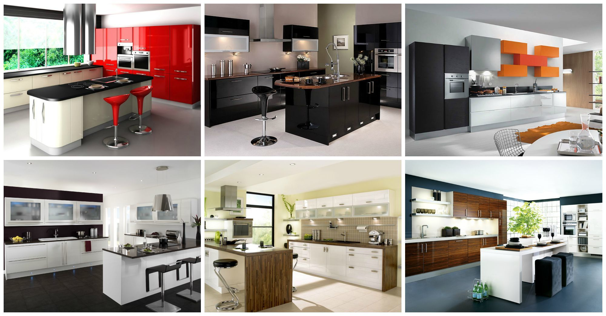 10 Modern Kitchen Designs You Have to See Now