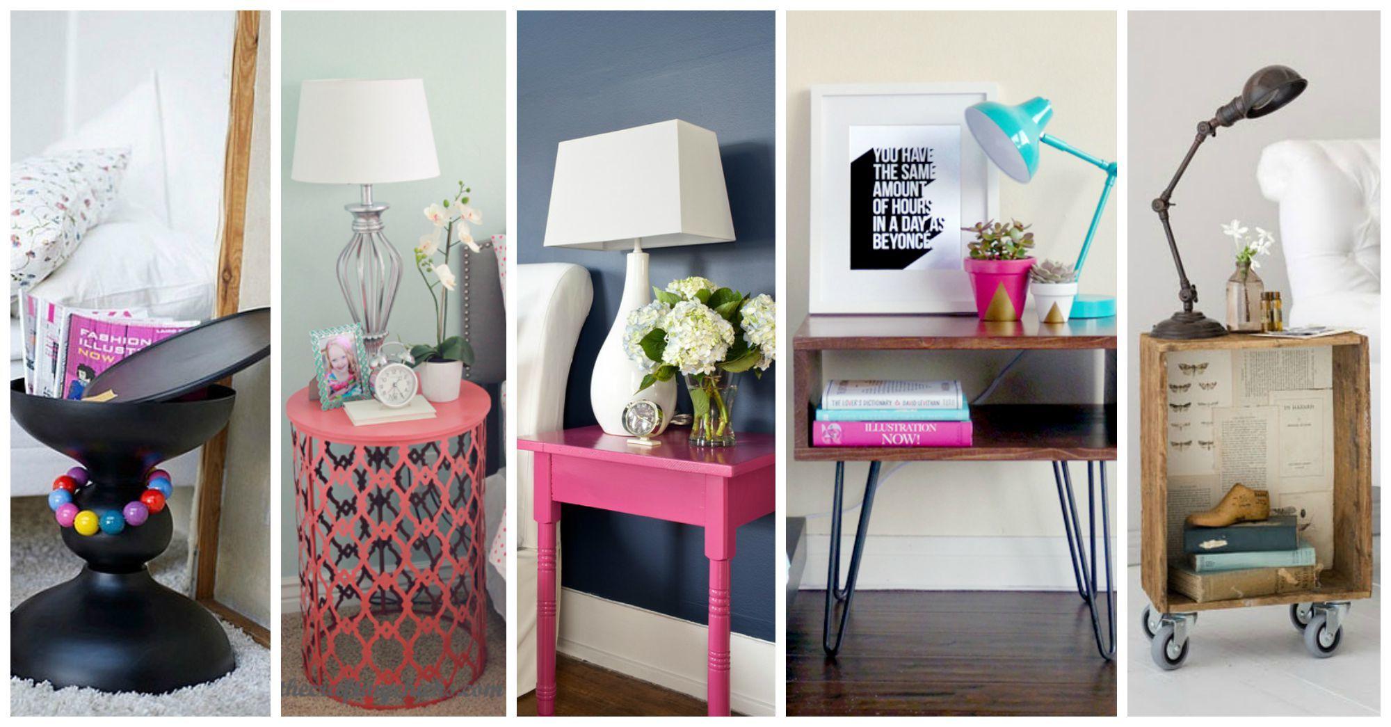 15 Amazing Ways To Beautify Your Bedroom With Nightstands