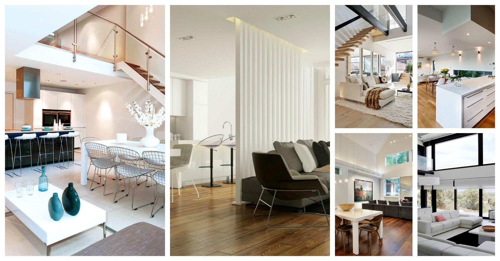 Attractive Open Floor Plan Interiors That Will Fascinate You