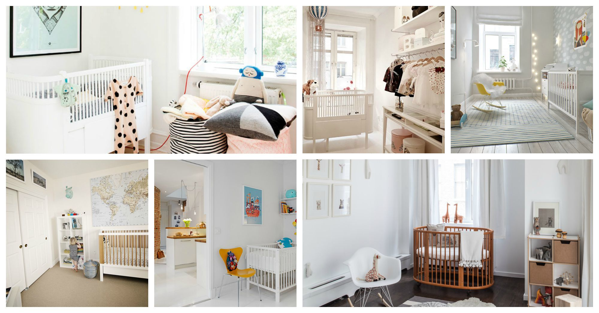 Amazing Scandinavian Nurseries That Will Take You Aback